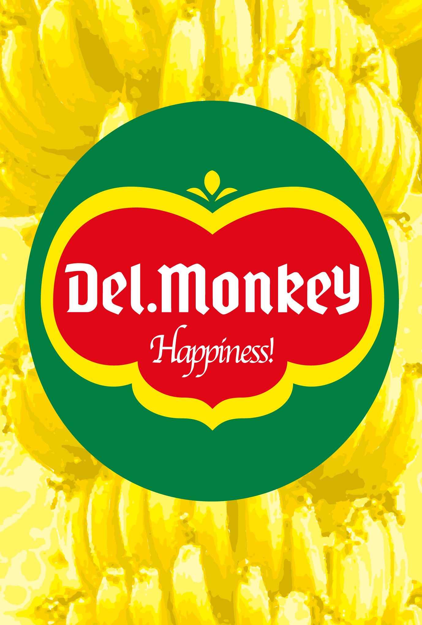 2004年賀状15:Del.Monkeyのダウンロード画像