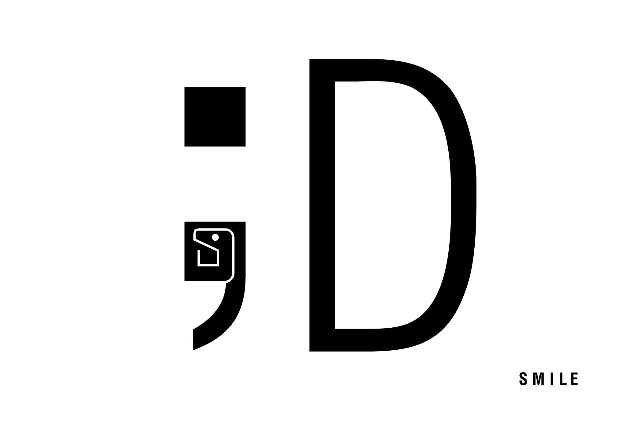 2013年賀状17-4:SMILE ;D / 4のダウンロード画像
