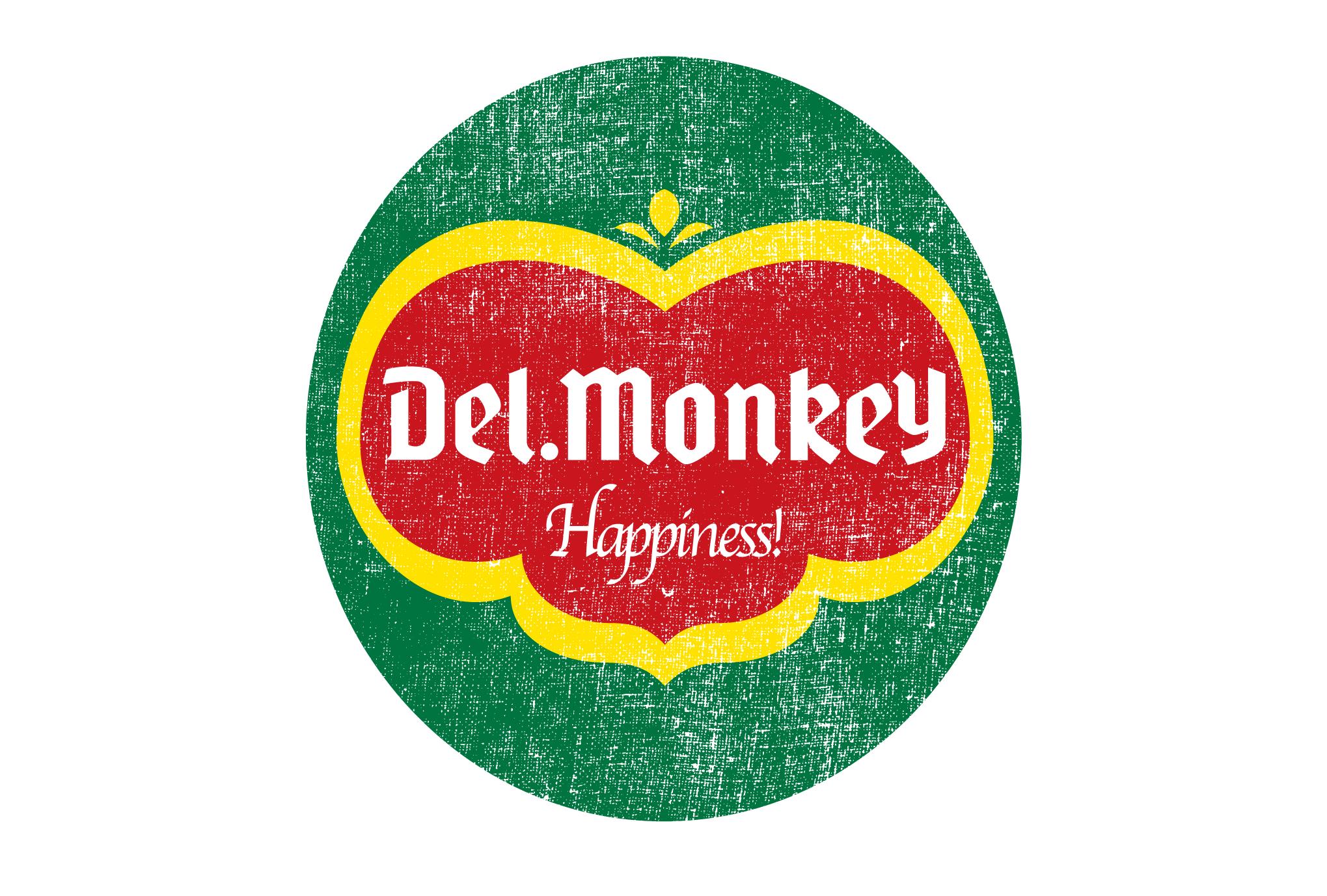 2016年賀状11-2:Del.Monkey / modify 2のダウンロード画像
