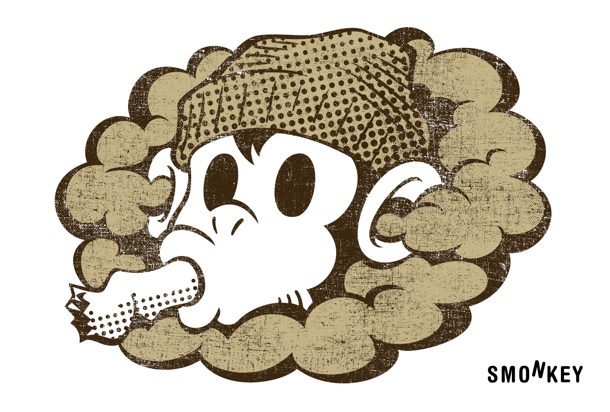 2016年賀状22-1:SMONKEY / soilのダウンロード画像