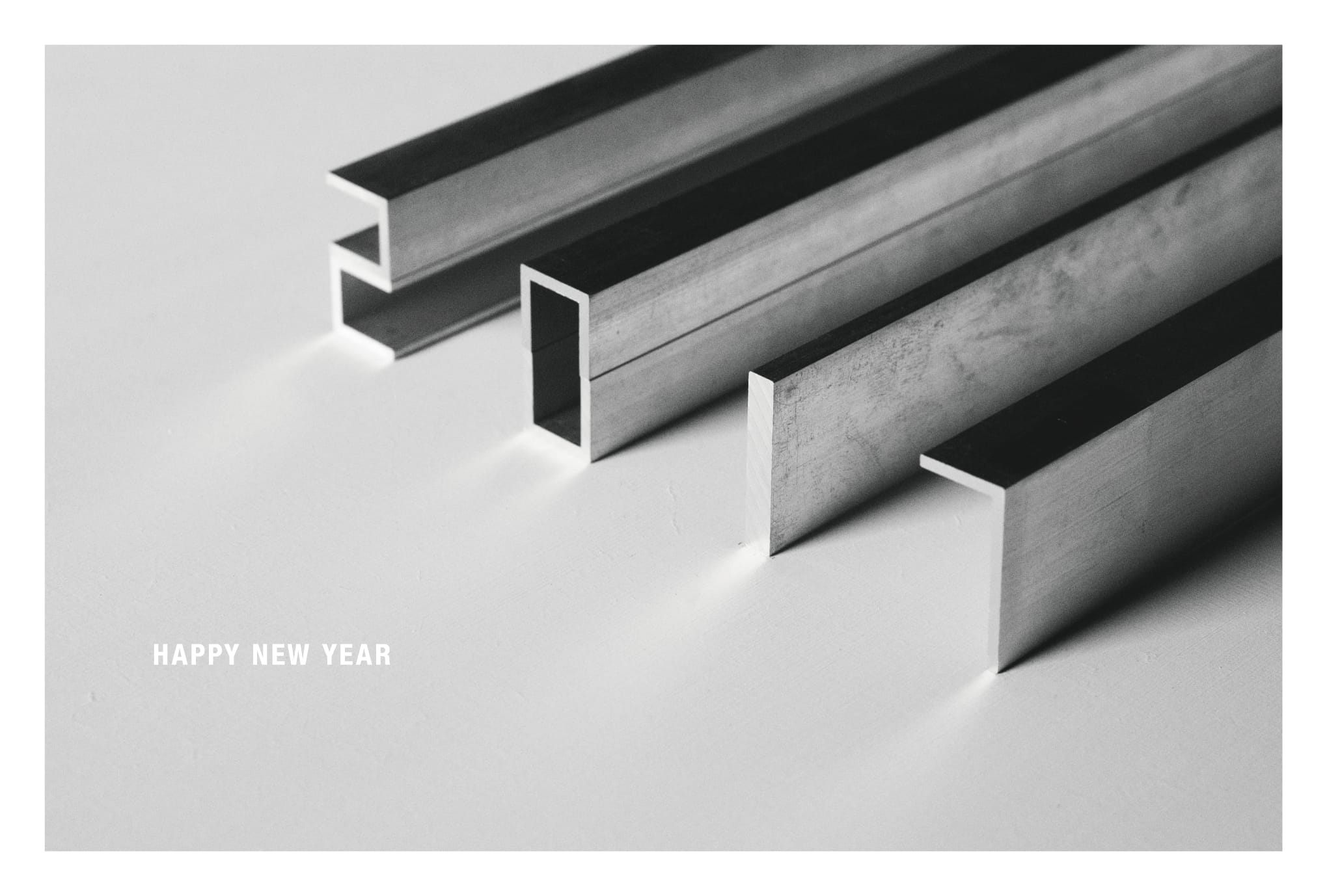 2017年賀状08-2:Alumi-new-m 2017 / 横のダウンロード画像