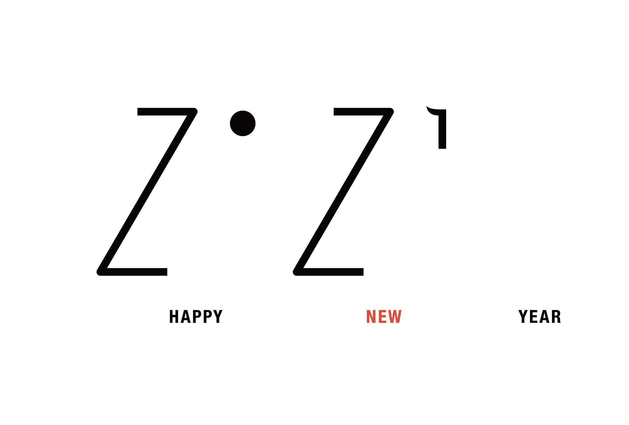 2021年賀状13-1:FACE 2021 / 横のダウンロード画像