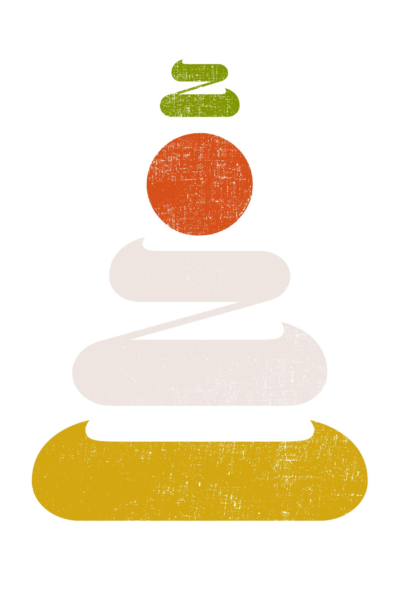 2021年賀状22-3:鏡餅二〇二一 / 縦 Cのダウンロード画像