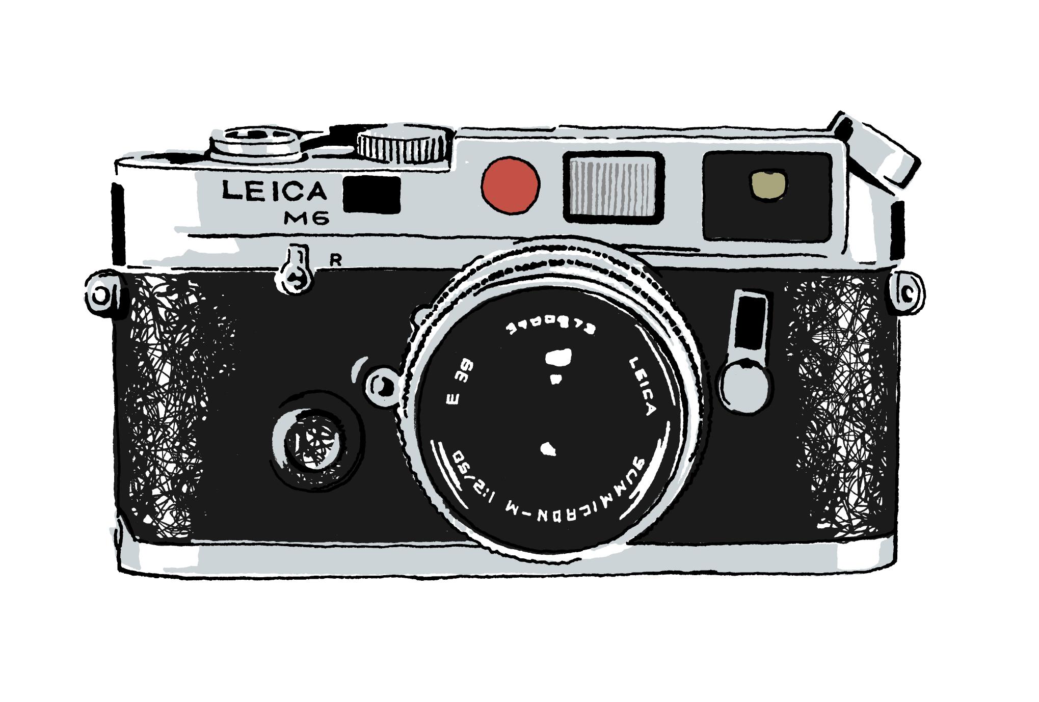 ポストカード25:LEICAのダウンロード画像