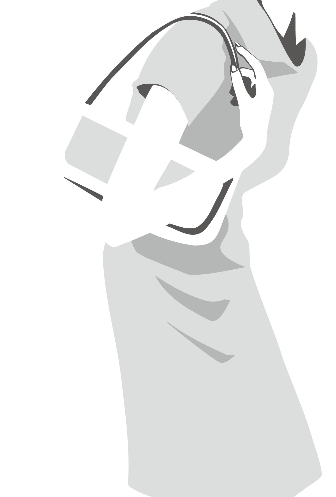 サマーカード07:モノクロームのダウンロード画像