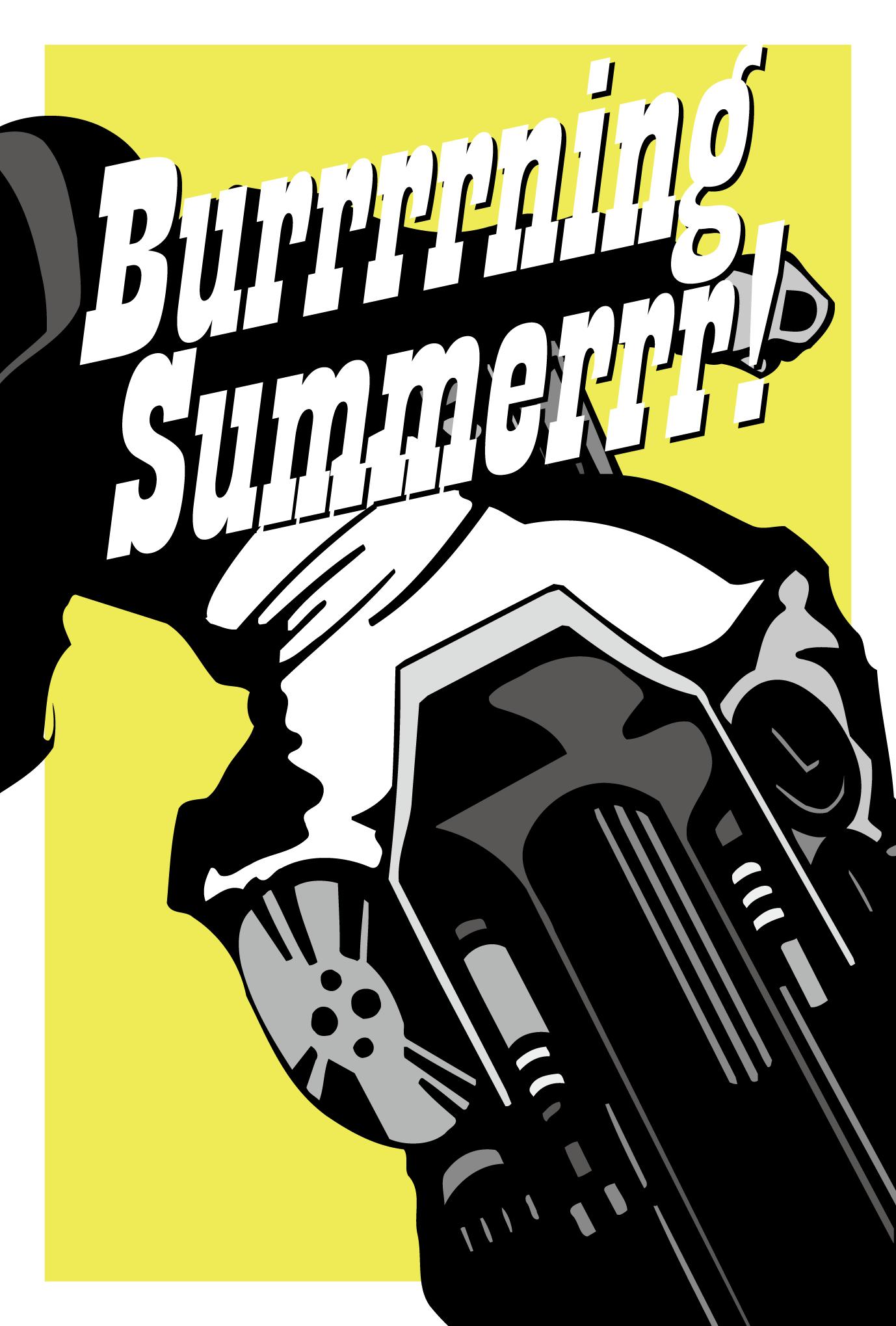 サマーカード09:Burning Summer!のダウンロード画像