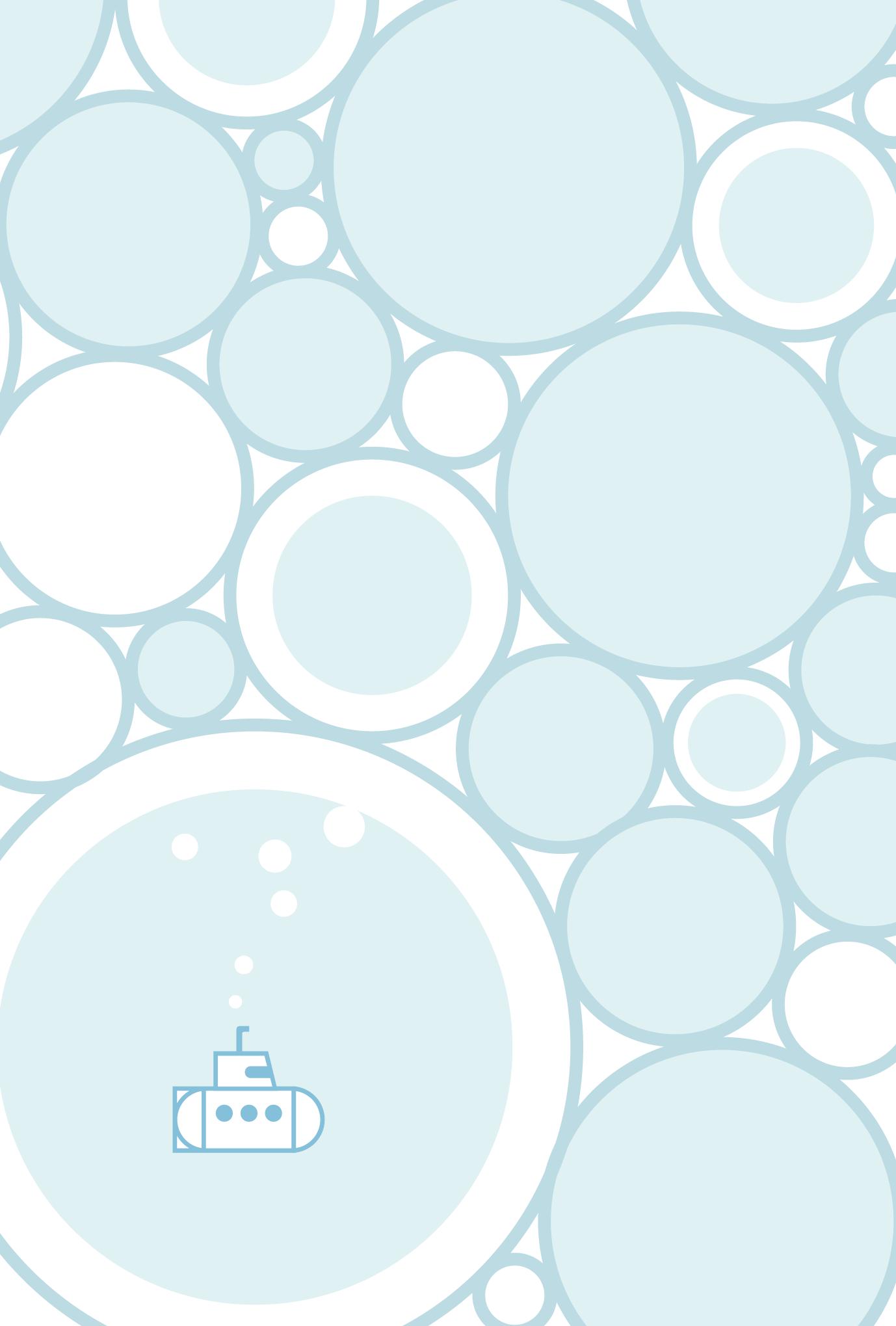 サマーカード14:ブルー・サブマリンのダウンロード画像