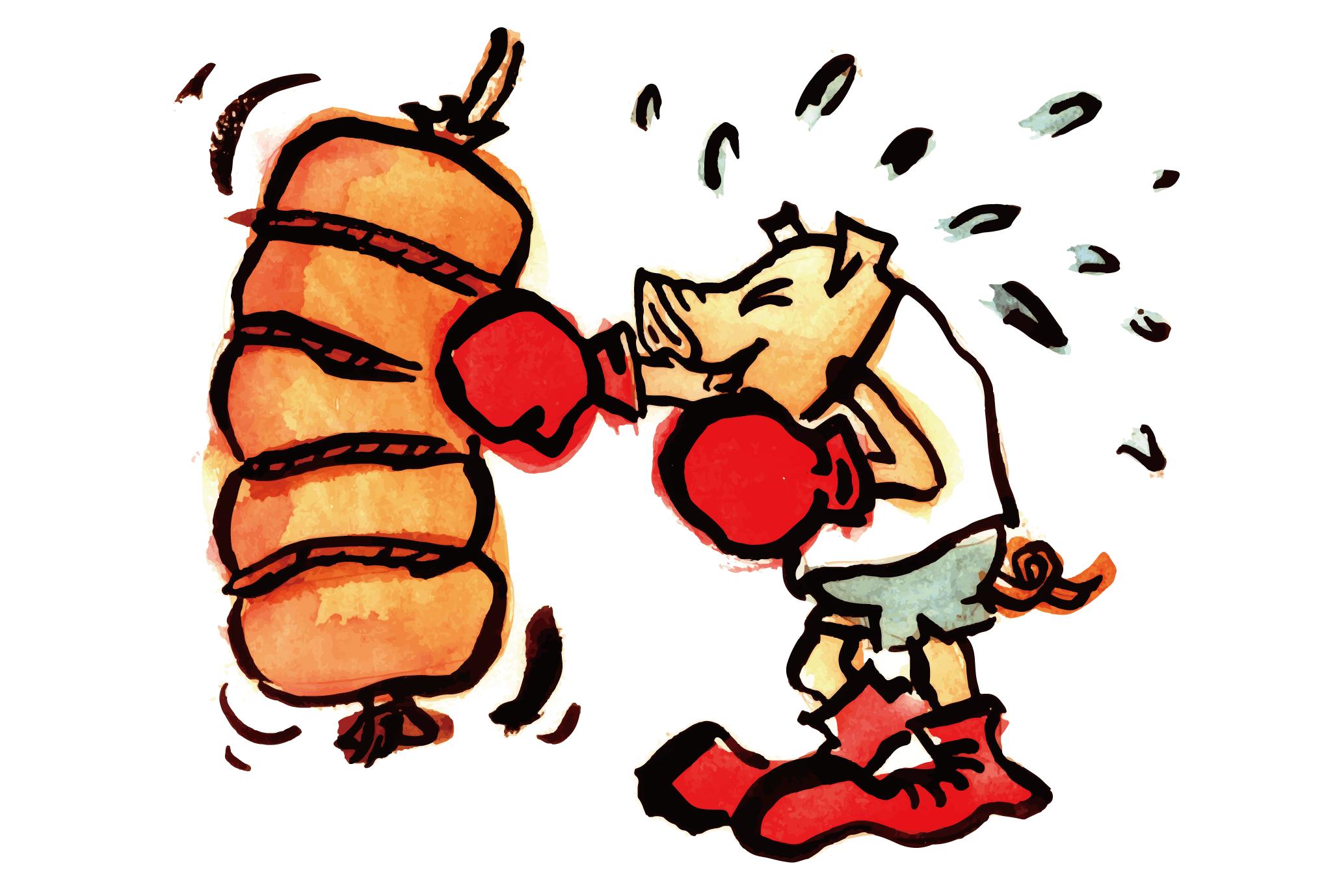 サマーカード21:Boxingのダウンロード画像