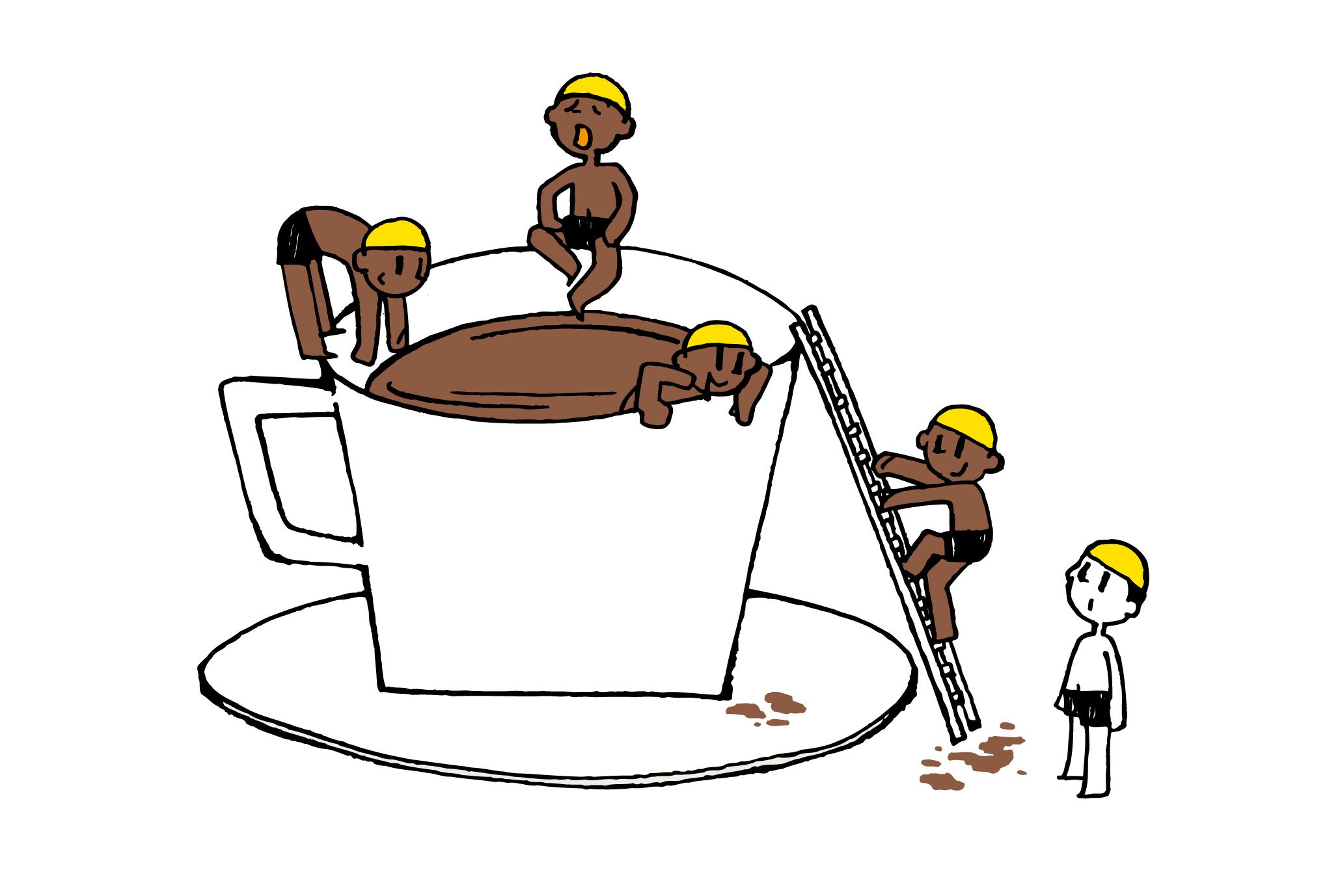 サマーカード33:COFFEE BOYSのダウンロード画像