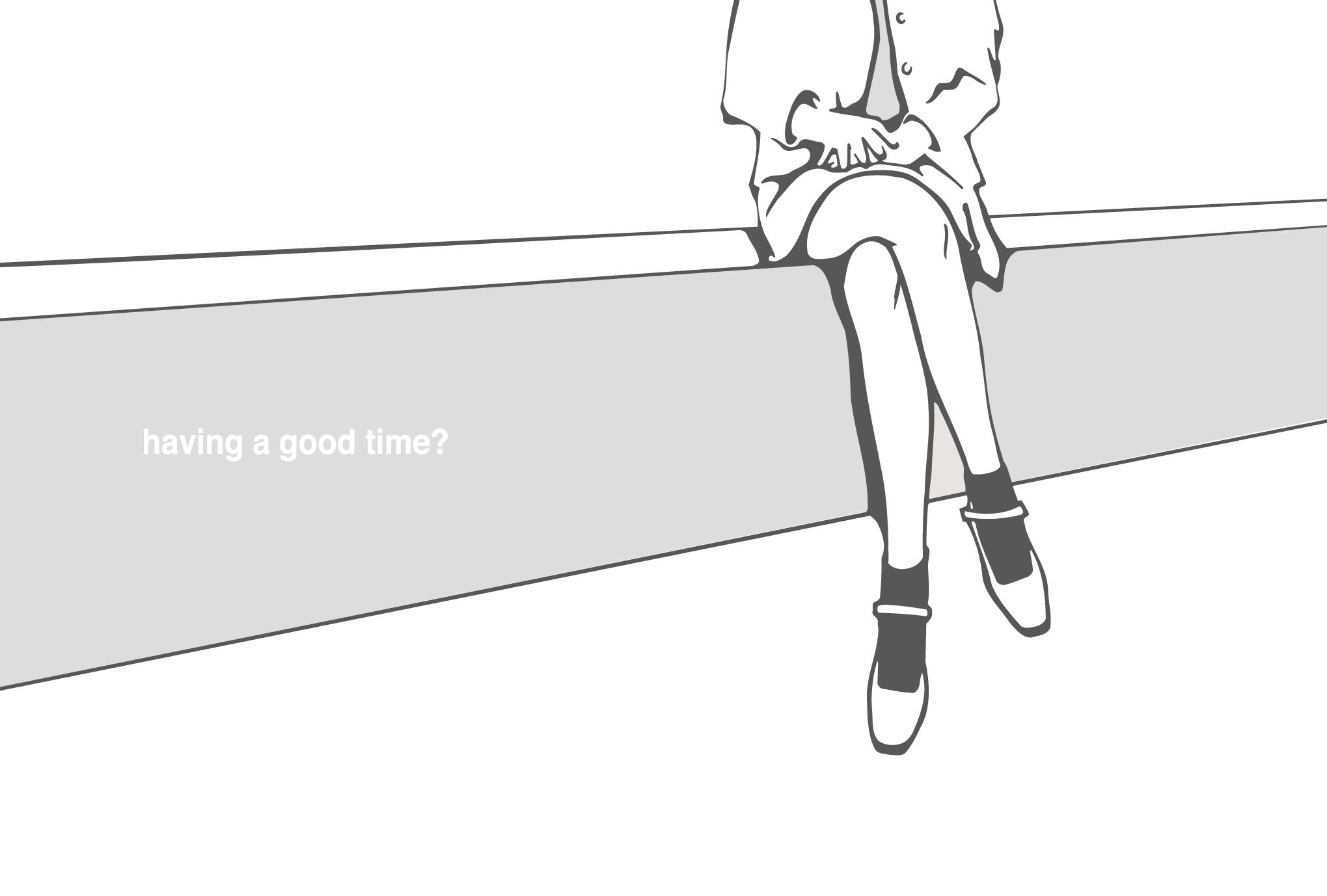 サマーカード40:Having a good time?のダウンロード画像