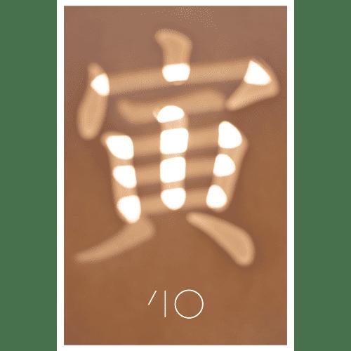 寅年2010年賀状のデザイン32