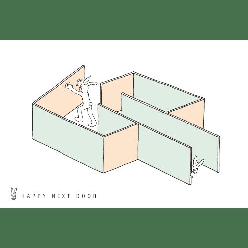 卯年2011年賀状のデザイン30