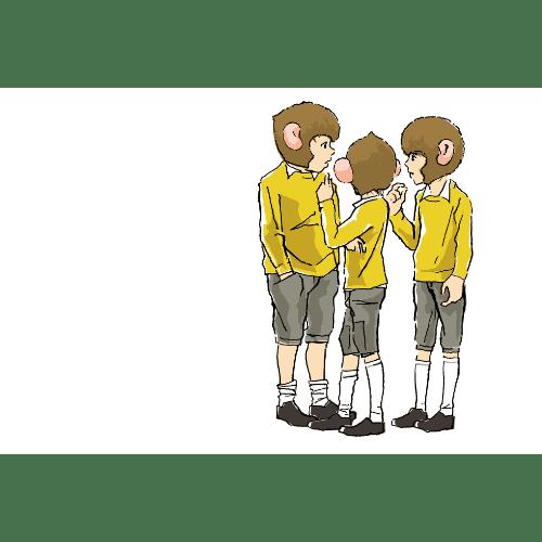 申年2016年賀状のデザイン06-1
