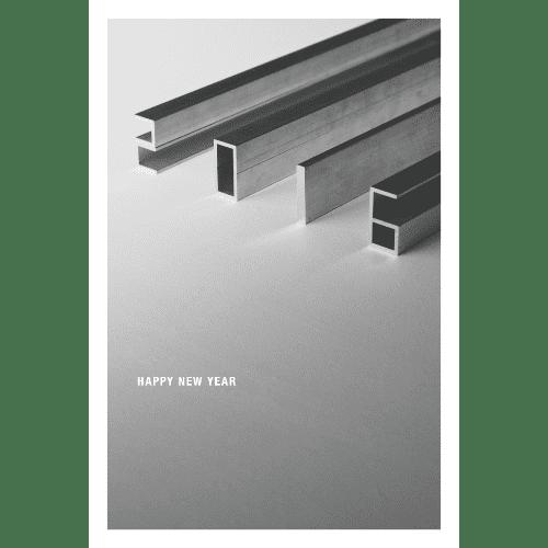 申年2016年賀状のデザイン15-1