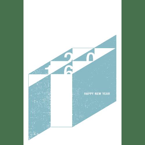 申年2016年賀状のデザイン21-2