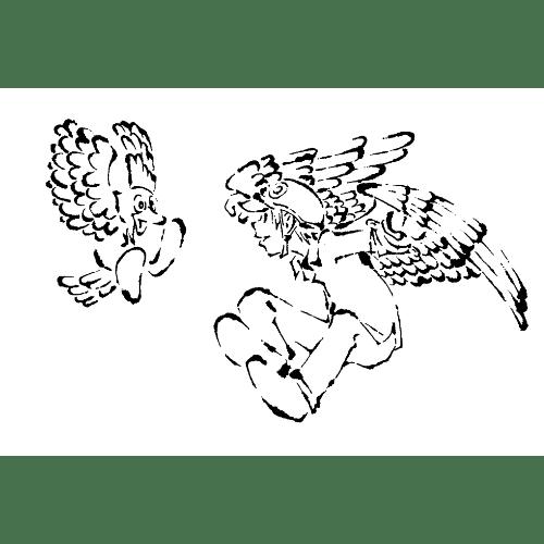 酉年2017年賀状のデザイン11-3