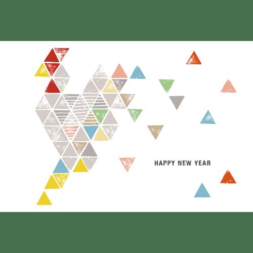 酉年2017年賀状のデザイン14-1