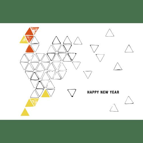 酉年2017年賀状のデザイン14-3