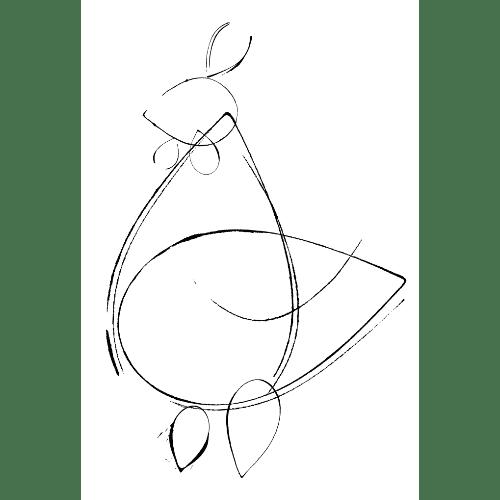 酉年2017年賀状のデザイン19-2