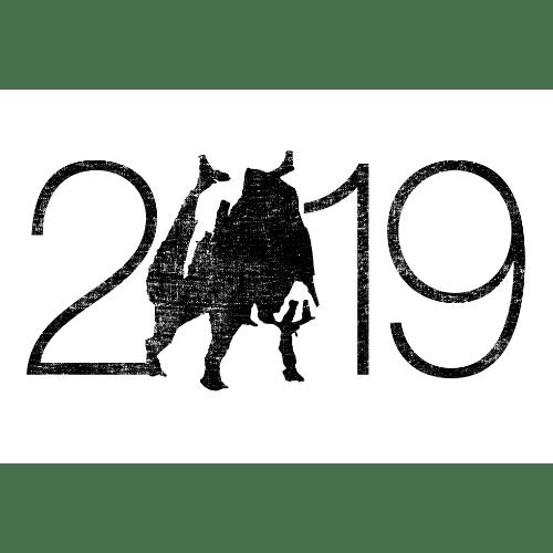 亥年2019年賀状のデザイン11-1