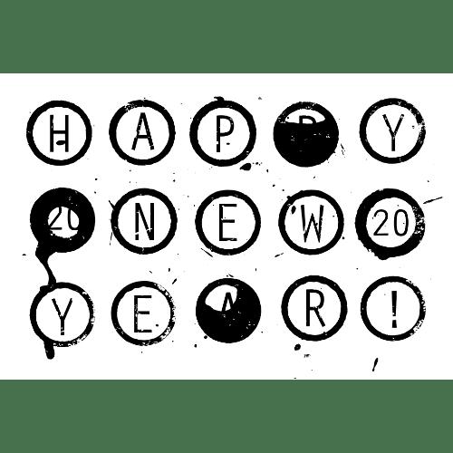 子年2020年賀状のデザイン03-1