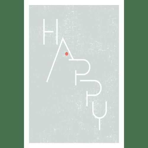 子年2020年賀状のデザイン14-3