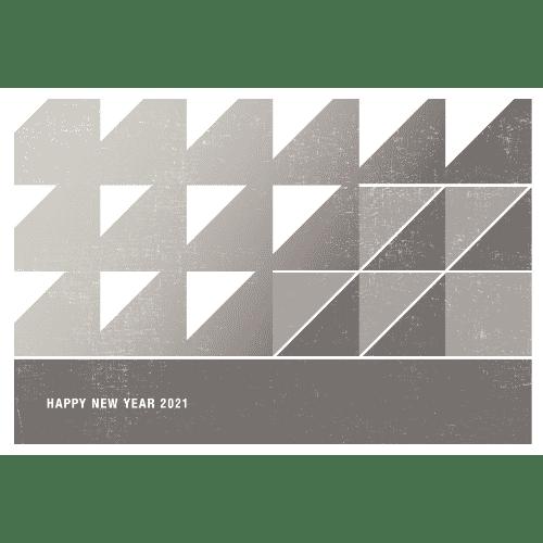 丑年2021年賀状のデザイン07-4