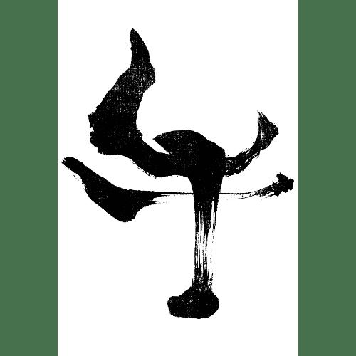 丑年2021年賀状のデザイン12-2