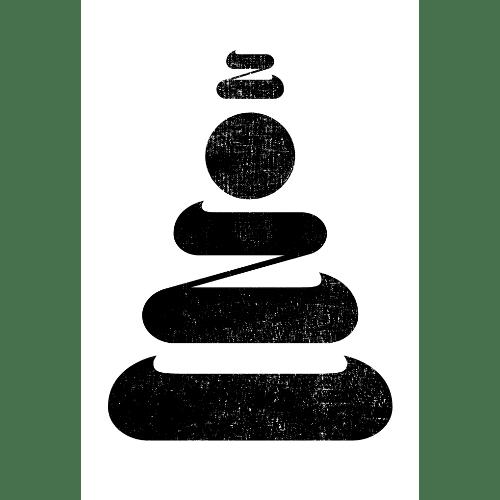 丑年2021年賀状のデザイン22-2