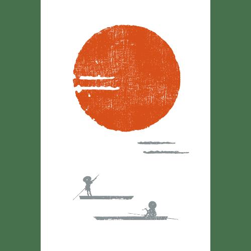 寅年2022年賀状のデザイン20−2