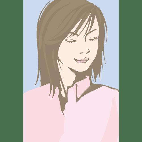 ポストカードのイラストレーション11