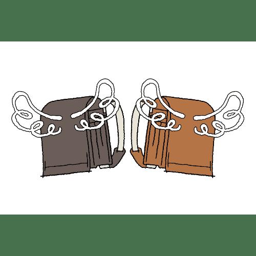 ポストカードのイラストレーション15