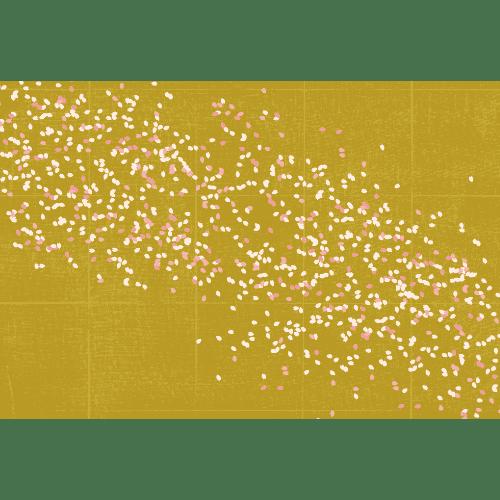 ポストカードのイラストレーション35-1