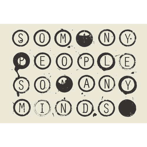 ポストカードのイラストレーション36-2