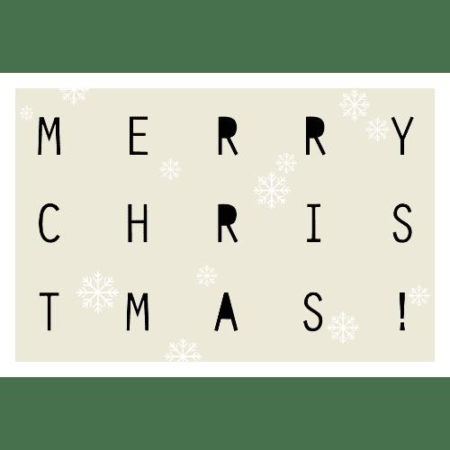 クリスマスのデザイン10